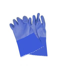 Big Mikes PVC Gauntlet Glove - One Size