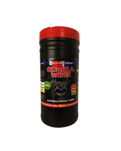 Gorilla Wipes® MAX PACK of 100 - Antibacterial Cleaning Wipes