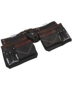 PTI Oil Tan Double Fixed Belt - PTI0108