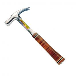 Estwing Hammer Straight Claw Smooth Face 24oz English